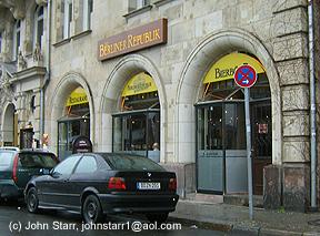 cafes friedrichstraße berlin