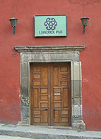 Limerick Irish Pub San Miguel De Allende Gto Mexico