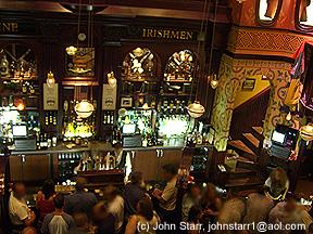 Nine Fine Irishmen Pub, Las Vegas, Nevada, USA